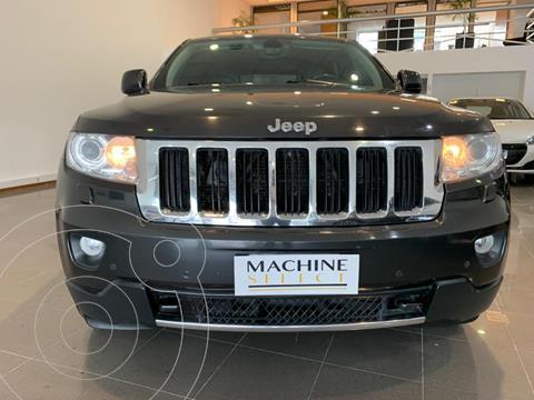 Jeep Grand Cherokee 3.6 Aut usado (2011) color Gris Oscuro precio $3.385.000