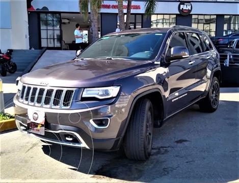 Jeep Grand Cherokee 3.6 Limited 4x4 usado (2013) color Negro precio u$s29.500