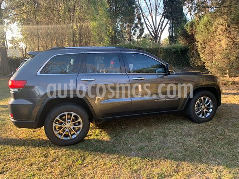 foto Jeep Grand Cherokee Limited 3.6 usado (2013) color Gris precio $3.650.000