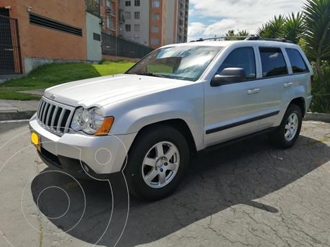 Jeep Grand Cherokee 3.7L Laredo Aut usado (2008) color Plata precio $43.800.000