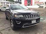 Foto venta Auto usado Jeep Grand Cherokee GRAND CHEROKEE  LIMITED LUJO (2015) color Negro precio $375,000