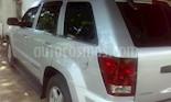 Foto venta carro Usado Jeep Grand Cherokee Limited 4.7L Aut 4x2 (2006) color Plata precio u$s4.500