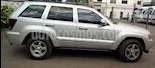 Foto venta carro Usado Jeep Grand Cherokee Limited 4.7L Aut 4x4 (2006) color Plata precio u$s4.500