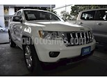 Foto venta Auto Seminuevo Jeep Grand Cherokee Limited 4X2 4.0L (2012) color Blanco precio $310,000