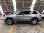 Foto venta Auto usado Jeep Grand Cherokee Limited 4X2 4.7L V8 (2015) color Gris precio $350,000