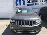 Foto venta Auto usado Jeep Grand Cherokee Limited Lujo 3.6L 4x2 (2015) color Gris precio $370,000