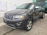Foto venta Auto usado Jeep Grand Cherokee Limited Lujo 3.6L 4x2 (2015) color Gris precio $435,000