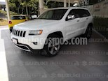 Foto venta Auto usado Jeep Grand Cherokee Limited Lujo 3.6L 4x2 (2015) color Blanco precio $394,990