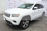 Foto venta Auto usado Jeep Grand Cherokee Limited Lujo 5.7L 4x2 (2015) color Blanco precio $400,000