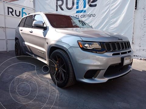 Jeep Grand Cherokee Trackhawk usado (2019) color Gris precio $2,500,000
