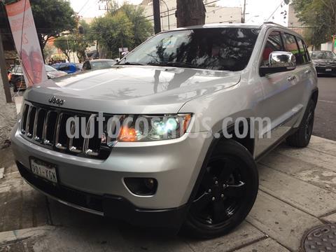 Jeep Grand Cherokee Limited Premium 4x4 5.7L V8 Blindada usado (2011) color Plata precio $329,950