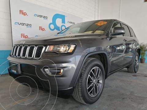 Jeep Grand Cherokee Laredo 4x2 3.6L V6  usado (2018) color Gris Oscuro precio $515,000