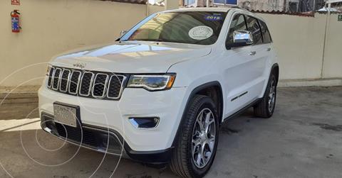 foto Jeep Grand Cherokee Limited Lujo 3.6L 4x2 usado (2019) color Blanco precio $719,900
