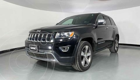 Jeep Grand Cherokee Limited Navegacion 4x2 3.6L V6 usado (2015) color Negro precio $364,999