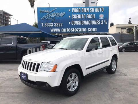 Jeep Grand Cherokee Laredo 4X2 3.7L V6 usado (2008) color Blanco precio $134,900