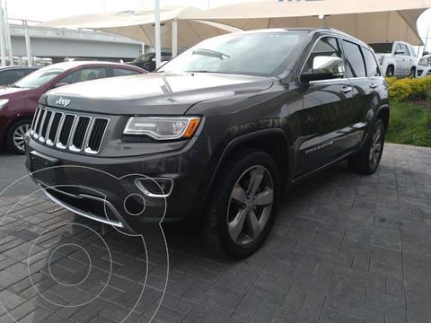 Jeep Grand Cherokee Limited Lujo 3.6L 4x2 usado (2015) color Negro precio $355,000
