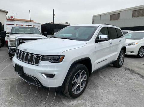 Jeep Grand Cherokee Blindada 5.7L 4x4 usado (2021) color Blanco precio $3,047,800