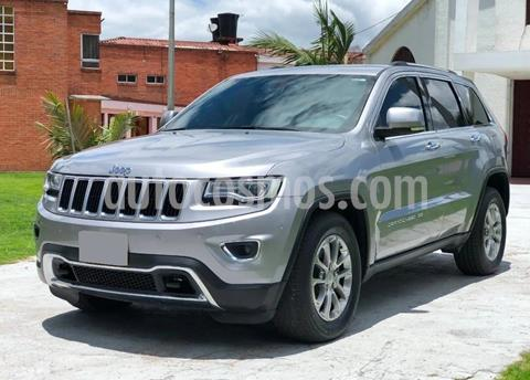 Jeep Grand Cherokee Limited 4X4 4.7L V8 usado (2019) color Gris precio $300,000