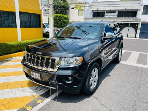 Jeep Grand Cherokee Limited Premium 4x2 5.7L V8 Navegacion usado (2011) color Negro precio $239,900