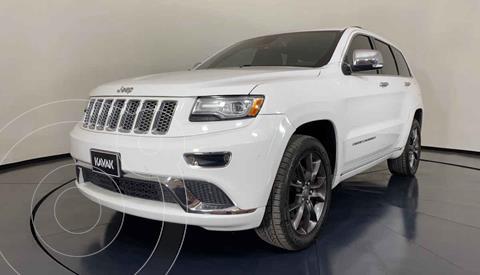 Jeep Grand Cherokee Summit 5.7L 4x4 usado (2015) color Blanco precio $549,999