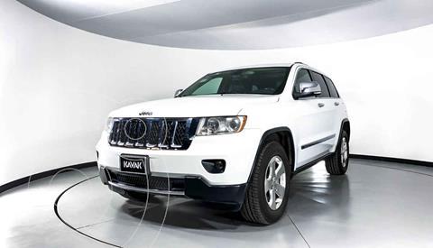 Jeep Grand Cherokee Limited Premium 4x2 5.7L V8 usado (2013) color Blanco precio $299,999