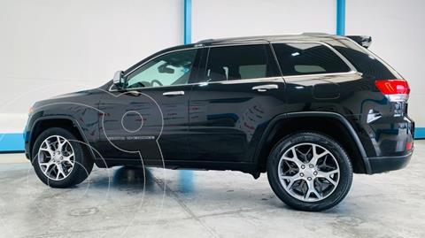 Jeep Grand Cherokee Limited X 3.6L 4x2 usado (2019) color Negro precio $695,000