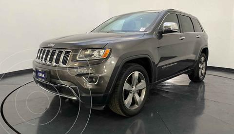 Jeep Grand Cherokee Limited 4x2 3.6L V6 usado (2014) color Gris precio $317,999