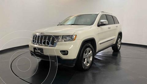 Jeep Grand Cherokee Limited 4x2 3.6L V6 usado (2012) color Blanco precio $239,999