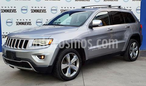 foto Jeep Grand Cherokee Limited Lujo 5.7L 4x4 usado (2014) color Plata Dorado precio $315,000