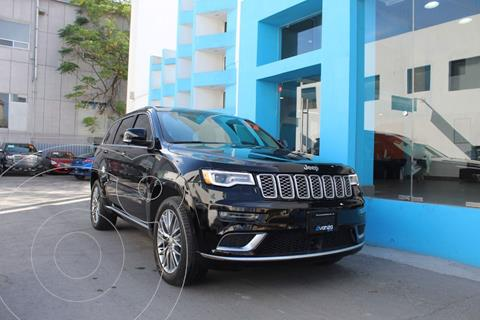 Jeep Grand Cherokee Summit 5.7L 4x4 usado (2017) color Negro precio $685,000