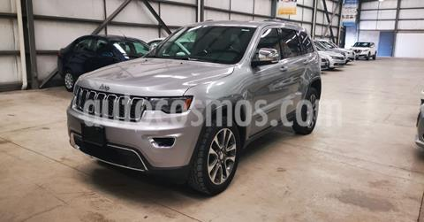 Jeep Grand Cherokee Limited 4x2 3.6L V6 usado (2018) color Plata Dorado precio $529,900
