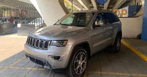 Jeep Grand Cherokee Limited 4x2 3.6L V6 usado (2019) color Plata Dorado precio $619,900