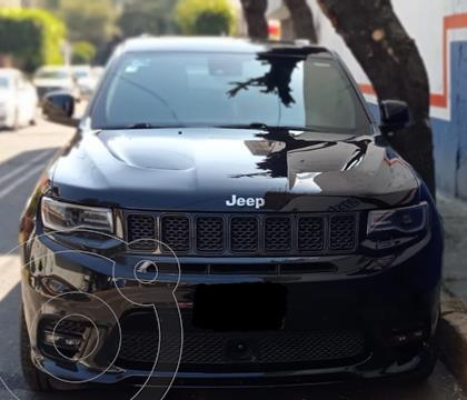 Jeep Grand Cherokee SRT-8   usado (2017) color Negro precio $825,000