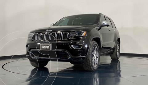 Jeep Grand Cherokee Limited Lujo 3.6L 4x2 usado (2019) color Blanco precio $732,999