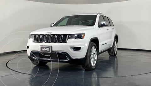 Jeep Grand Cherokee Limited Lujo 5.7L 4x4 usado (2017) color Blanco precio $659,999