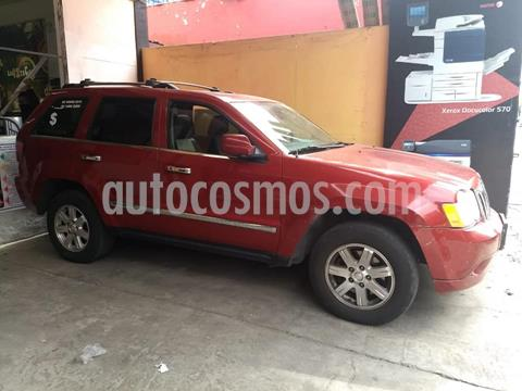 Jeep Grand Cherokee Limited Premium 4x2 5.7L V8 usado (2010) color Rojo precio $140,000