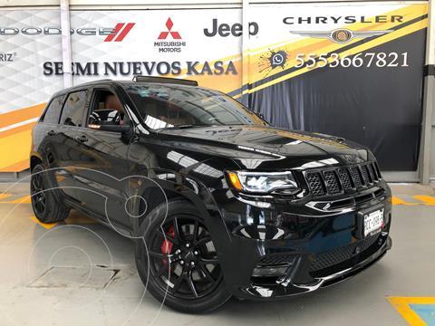 Jeep Grand Cherokee SRT-8   usado (2018) color Negro precio $970,000