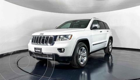 Jeep Grand Cherokee Limited Premium 4x2 5.7L V8 usado (2013) color Blanco precio $314,999
