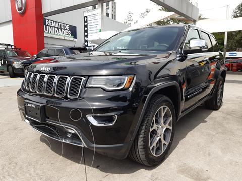 Jeep Grand Cherokee Limited Lujo 3.6L 4x2 usado (2019) color Negro financiado en mensualidades(enganche $163,922 mensualidades desde $17,155)