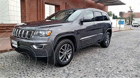 Jeep Grand Cherokee Laredo 4x2 3.6L V6  usado (2018) color Gris precio $515,000