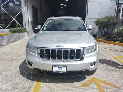 Jeep Grand Cherokee Laredo 4x2 3.6L V6 usado (2012) color Plata precio $249,000