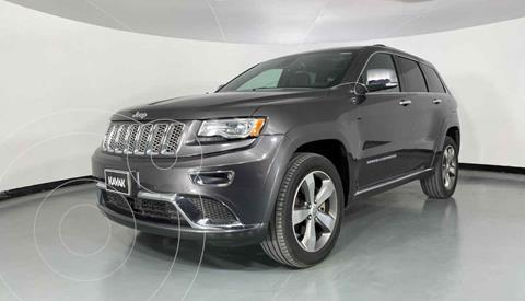 Jeep Grand Cherokee Summit 5.7L 4x4 usado (2015) color Gris precio $512,999