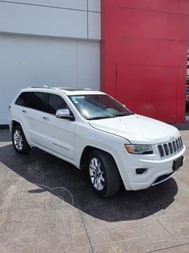 Jeep Grand Cherokee Limited Lujo 3.6L 4x2 usado (2015) color Blanco precio $375,000