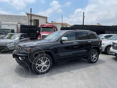 Jeep Grand Cherokee Version usado (2021) color Negro precio $2,950,800