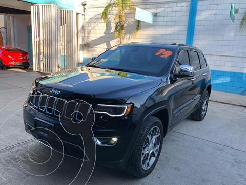Jeep Grand Cherokee Limited Lujo Advance 5.7L 4x4 usado (2019) color Negro precio $810,000