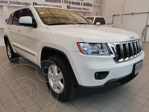 Jeep Grand Cherokee Laredo 4x2 3.6L V6 Lujo usado (2012) color Blanco precio $208,000