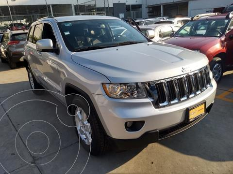 Jeep Grand Cherokee Limited 4x2 3.6L V6 usado (2011) color Plata Dorado precio $199,000