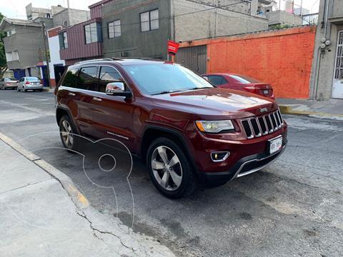 Jeep Grand Cherokee Limited Lujo 3.6L 4x2 usado (2016) color Rojo precio $405,000