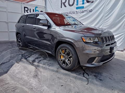 Jeep Grand Cherokee Trackhawk usado (2020) color Gris precio $1,990,000