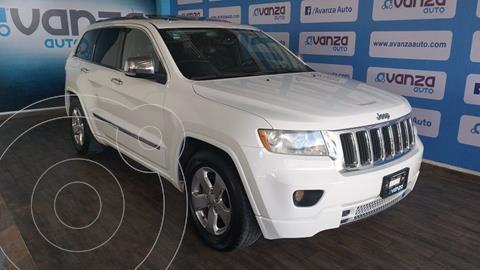 Jeep Grand Cherokee Limited 4x2 3.6L V6 usado (2011) color Blanco precio $249,000